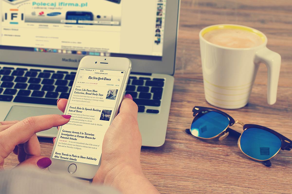 communiqués de marketing en ligne